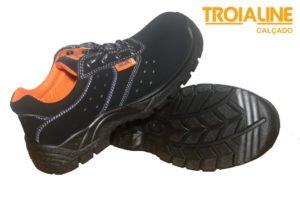 Troialine Lagos sapato camurça S1P