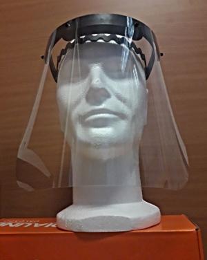Viseira de Proteção Facial Individual